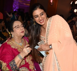 Siddhant Kapoor's Wedding Reception