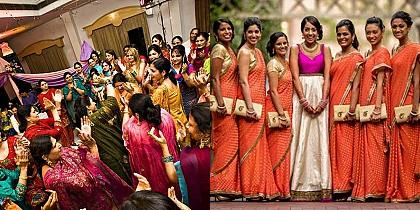 8 MUST DO THINGS AT YOUR FRIEND'S WEDDING