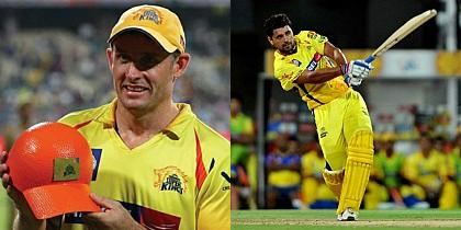 Chennai Super Kings' all time XI