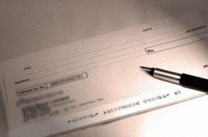 No ban on cheque books
