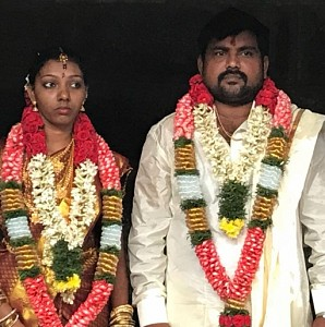 Actor Kaali Venkat Wedding