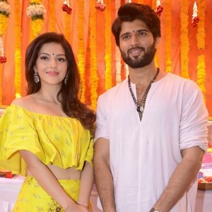 Vijay Devarakonda New Movie Launch