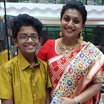 Actress Roja's Niece's Wedding