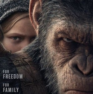 War for the Planet of the Apes English movie photos