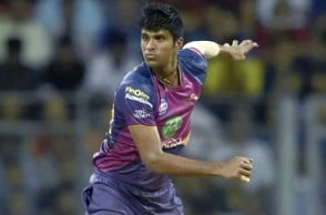 """Blessing to be in Kohli's team"", Washington Sundar"