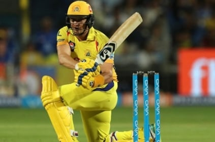 CSK scores the lowest power-play score in IPL 2018