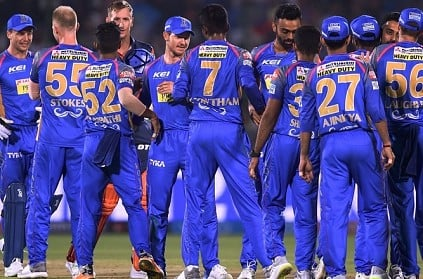 IPL 2018: RR scores 160 runs in first inning