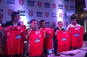 Latest: Another top team unveils new jersey for IPL 2018