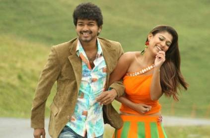 Actress Nayanthara in talks play to lead in #Thalapathy63