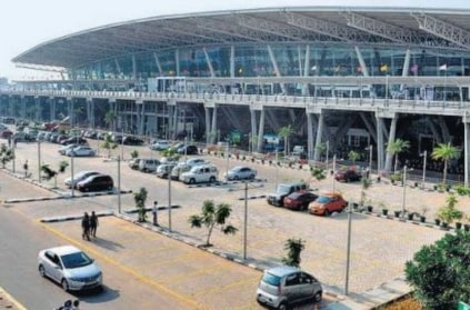 Amazing rate cut for user development fee in Chennai Airport