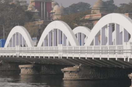 Chennai: Man jumps into Cooum river; Two bodies found.