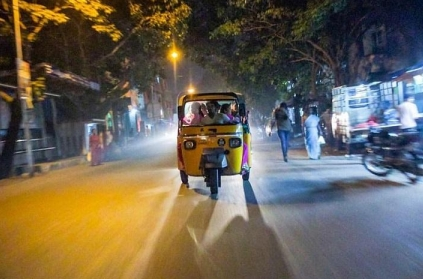 Update on share auto driver who tried to abduct girl in Guindy