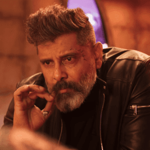 Actor Vikram Talks About His Role In Kadaram Kondan At The
