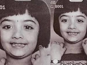 We bet you'll not be able to find this heroine! Throwback picture from a magazine cover goes Viral!