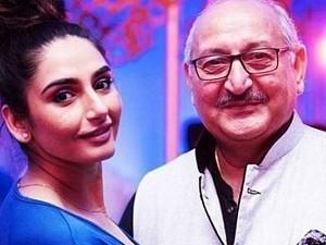 Ragini Dwivedi's father in tears - Cops didn't find any drugs, only organic cigarettes