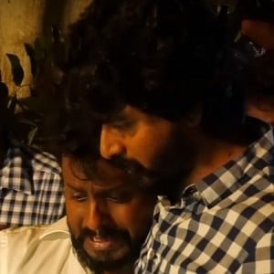 Sivakarthikeyan's last respect to Balakumaran - emotional video
