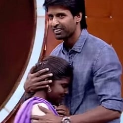 Soori as the chief guest - emotional promo of Vishal's TV show