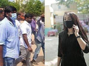 FULL VIDEO: From Trisha's stylish appearance to Vijay Sethupathi's mass entry to cast their votes!