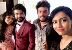 Actor Neeraj Madhav Reception