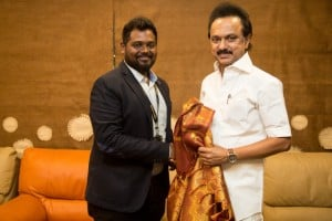 Behindwoods Air YouTube Channel Launch by M.K.Stalin