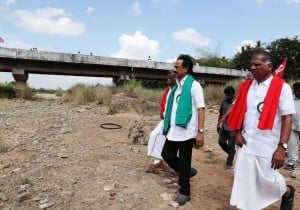 MK Stalin's mega rally for Cauvery Management Board Formation