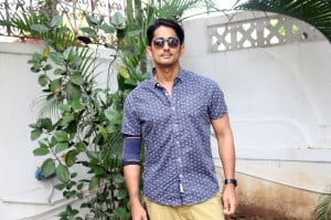 Siddharth-Catherine Tresa new movie