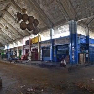 Vegetable and Fruit Traders Strike at Koyambedu