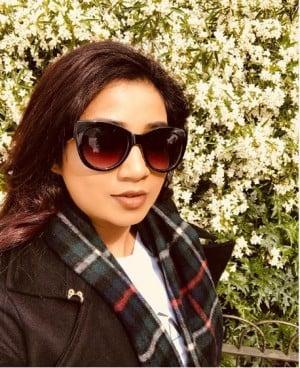 Shreya Ghoshal (aka) ShreyaGhoshal